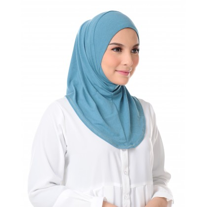 Inner Neck Alisya - Teal Blue