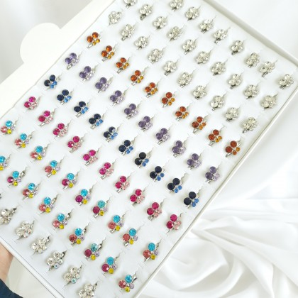 Baby Brooch - Code 062G Clear