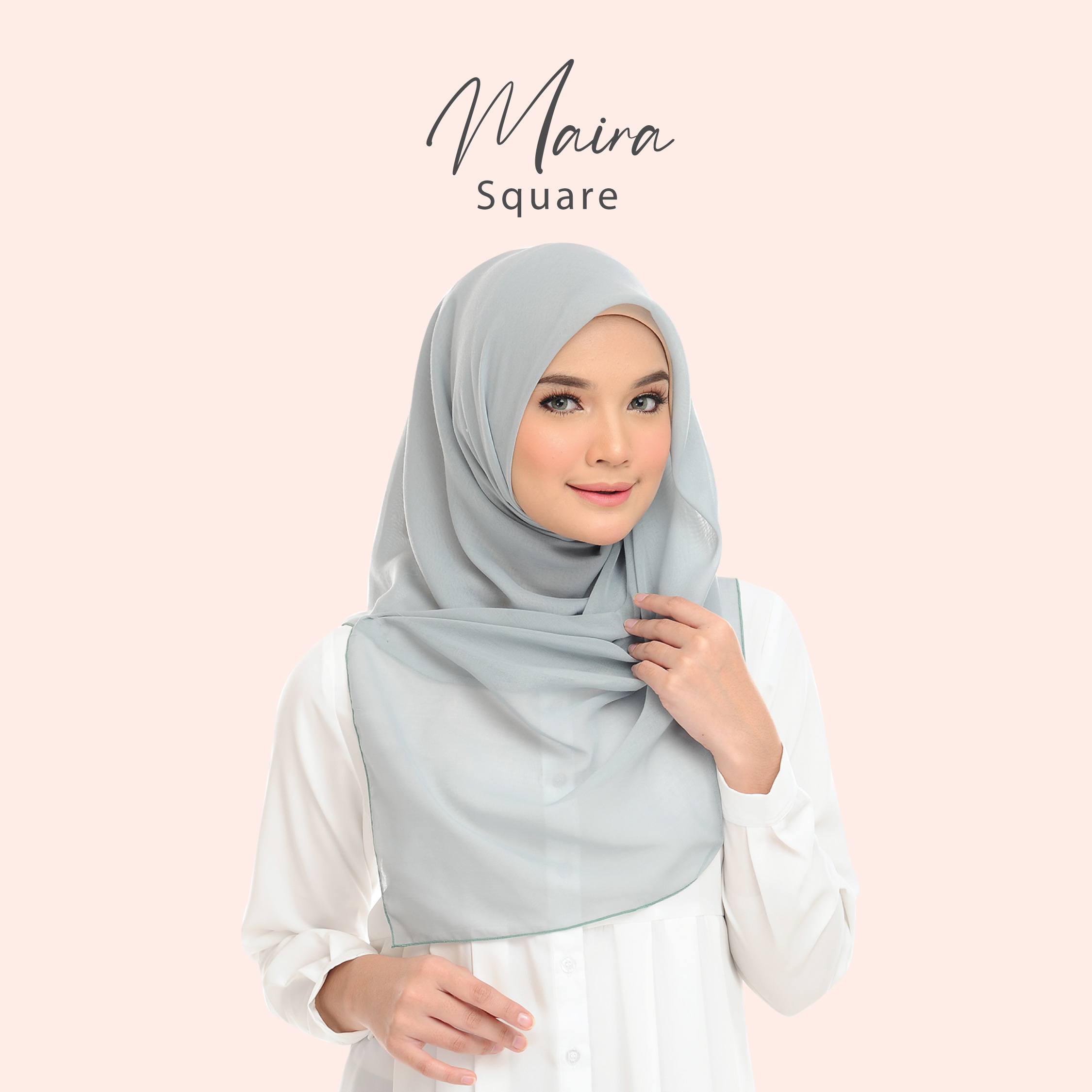 Maira Square (Cotton Voile)